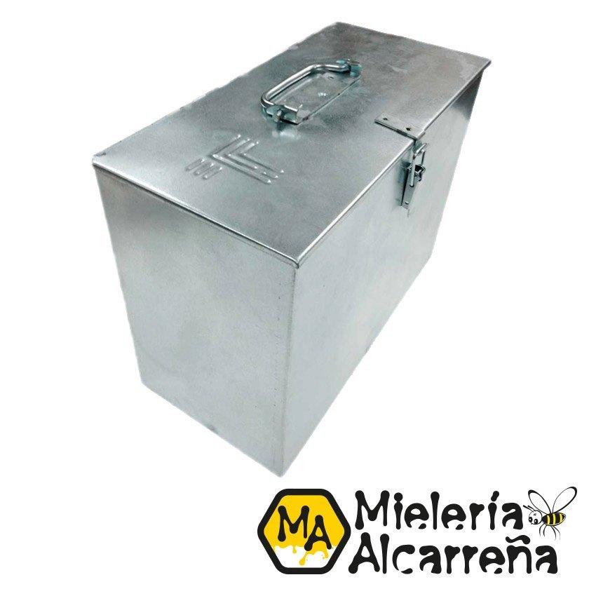 Caja Para Transportar El Ahumador Apicultor